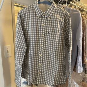 Abercrombie & Fitch checked shirt